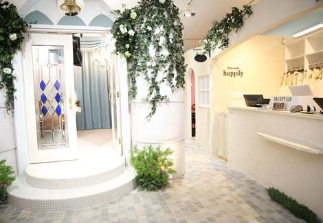 happily(ハピリィフォトスタジオ)
